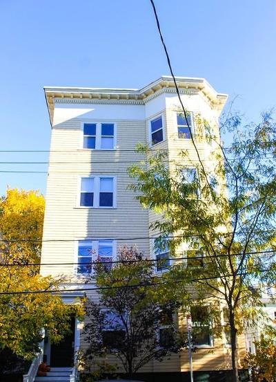 Cambridge Condo/Townhouse For Sale: 28 Essex St #1