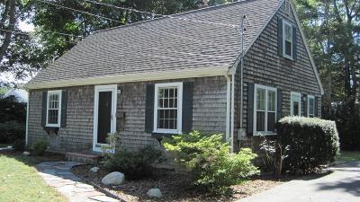 Bourne Single Family Home Under Agreement: 14 Kayajan Ave