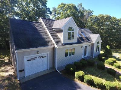 Falmouth Single Family Home New: 176 Curley Blvd