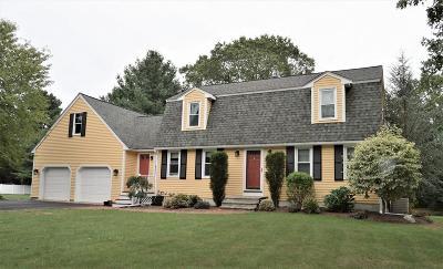 Norton Single Family Home Under Agreement: 8 Strawstone Ln