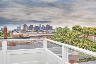 Boston MA Condo/Townhouse New: $600,000