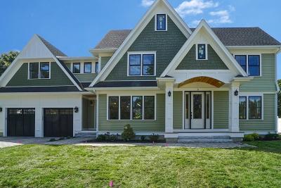 Needham Single Family Home For Sale: 5 Jarvis Cir