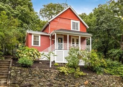 Malden Single Family Home For Sale: 155 Tremont Street