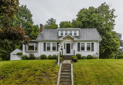 Westwood MA Single Family Home New: $589,000