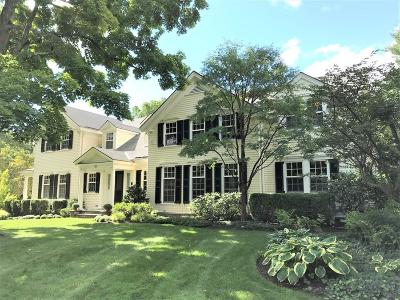 Wellesley Single Family Home New: 22 Croton Street