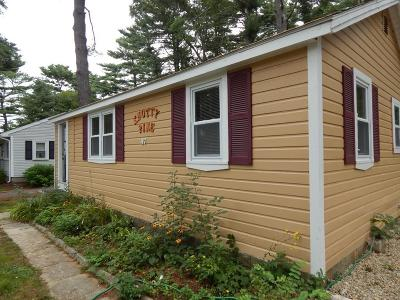 Plymouth MA Single Family Home For Sale: $189,900
