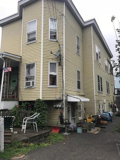 Revere Multi Family Home Under Agreement: 23 Calumet St