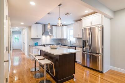 Medford Condo/Townhouse Under Agreement: 12 Wheelwright Rd #2