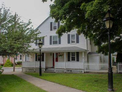 RI-Bristol County Multi Family Home Under Agreement: 27 State St