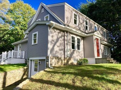 Millis Single Family Home Contingent: 348 Plain St