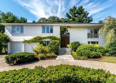 Needham Single Family Home Under Agreement: 51 Mary Chilton Rd