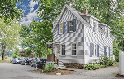 Reading MA Condo/Townhouse New: $349,900