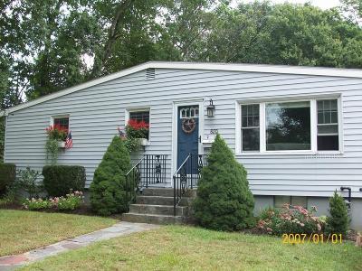 Brockton Single Family Home New: 248 Pearl St