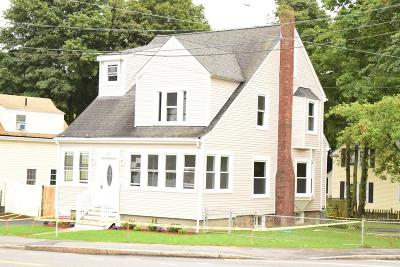 Braintree Single Family Home For Sale: 125 Hayward St
