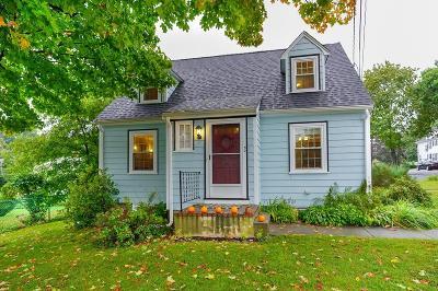 Stoneham Single Family Home For Sale: 30 Maple Street