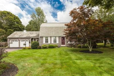 Beverly Single Family Home For Sale: 295 Essex Street