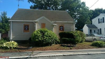 Brockton Single Family Home New: 202 Tribou St