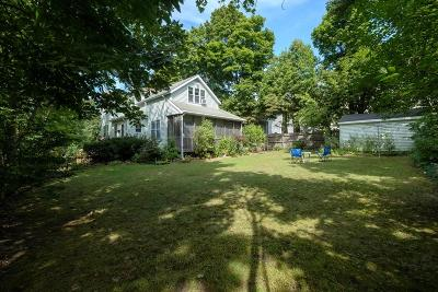Braintree Single Family Home Under Agreement: 8 Veranda Rd