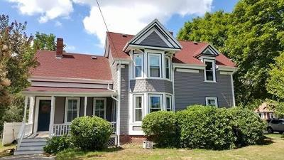 Haverhill MA Single Family Home New: $374,000