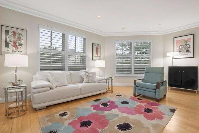 Brookline MA Condo/Townhouse New: $897,000