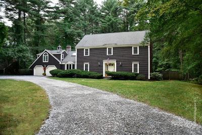 Sudbury Single Family Home Under Agreement: 521 Peakham Rd