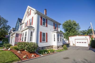 MA-Suffolk County Single Family Home For Sale: 30 Hawthorne St. 649, 000 To