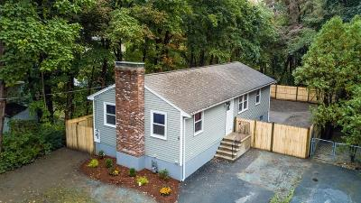 Reading MA Single Family Home New: $499,900