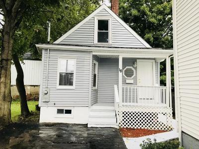 Brockton Single Family Home New: 18 Lawrence Street