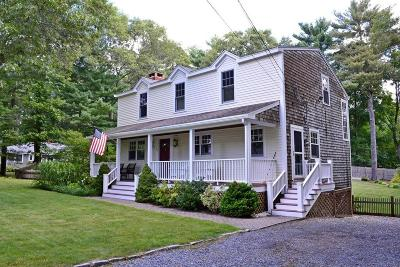Duxbury Single Family Home For Sale: 43 Priscilla Ave