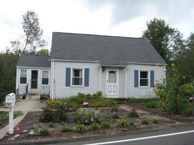 Belchertown Single Family Home Under Agreement: 403 Bay Road