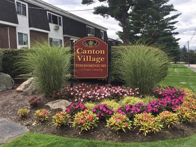 Canton Condo/Townhouse New: 36 Will Dr #33