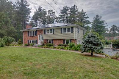 Westwood Single Family Home New: 59 Spruce Dr
