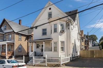 Malden Multi Family Home For Sale: 39 Magnolia St