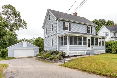 Canton Single Family Home New: 2054 Washington St
