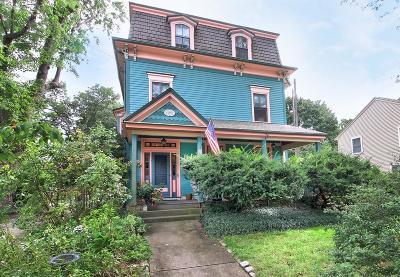 Newton Multi Family Home Under Agreement: 70 Walker St