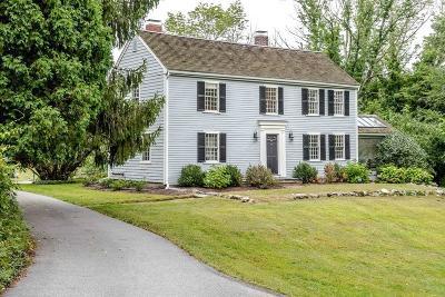 Sudbury Single Family Home For Sale: 452 Concord Rd