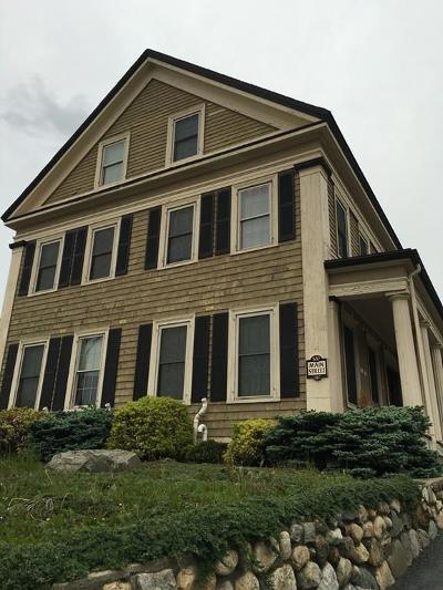 Woburn Rental For Rent: 537 Main St #1
