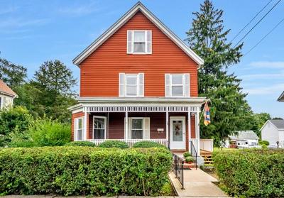Woburn Single Family Home For Sale: 16 Cleveland Ave