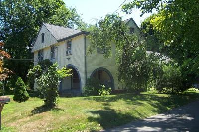 Bridgewater Multi Family Home For Sale: 80 Alden Square