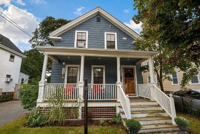 Malden Single Family Home For Sale: 152 Malden St