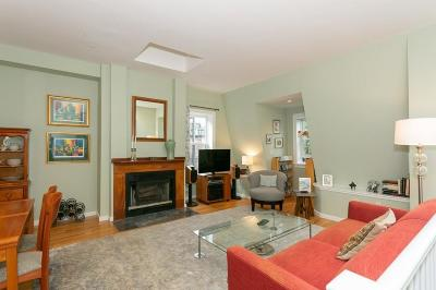 Condo/Townhouse Under Agreement: 156 Worcester St #6