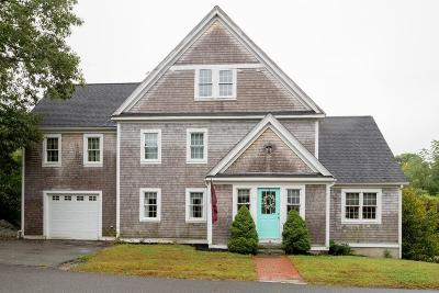 Cohasset MA Single Family Home For Sale: $649,000