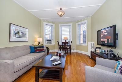 Boston Condo/Townhouse Contingent: 131 Park Drive #30
