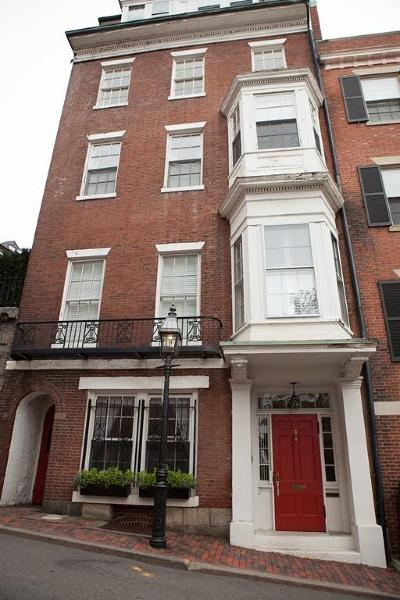 Boston Condo/Townhouse New: 12 Walnut St #4