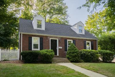 Arlington Single Family Home New: 26 Udine St