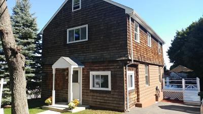 Saugus MA Single Family Home For Sale: $479,900