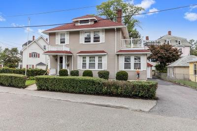Medford Single Family Home Contingent: 15 Baxter Terrace