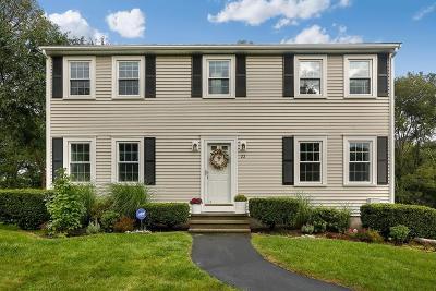 Framingham Single Family Home Under Agreement: 22 Rock St