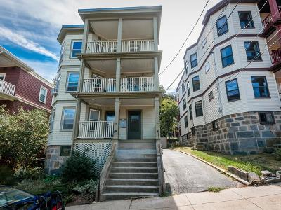 Boston Condo/Townhouse New: 18 Saint Rose St #3