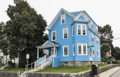 MA-Suffolk County Multi Family Home For Sale: 471 Beech St